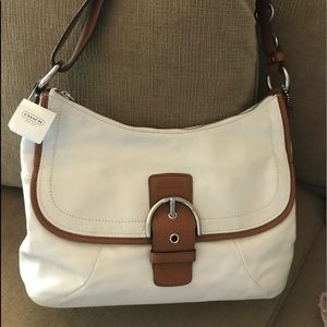 Handbags - Coach Leather new With Tags!